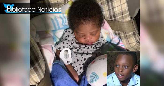 Lindell Lyons, asiste parto de su mamá con ayuda del 911