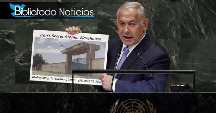 El primer ministro israelí, Benjamín Netanyahu, en Jerusalén