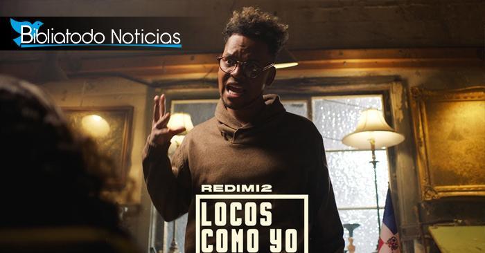 """""""Locos como yo"""" ,el nuevo tema de Redimi2"""