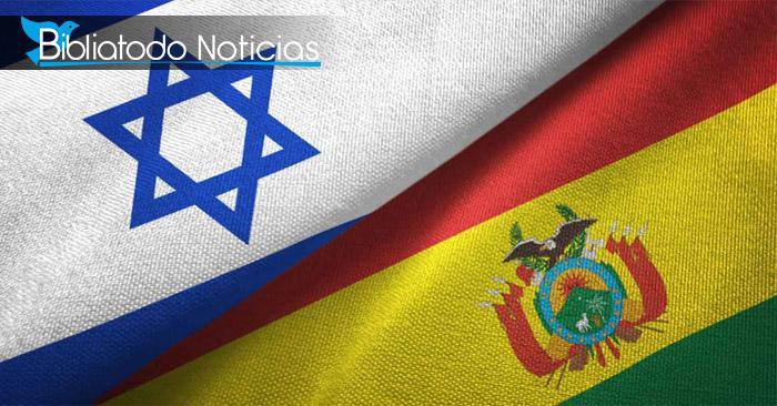 Bolivia reanuda relaciones diplomáticas con Israel luego de 10 años de enemistad