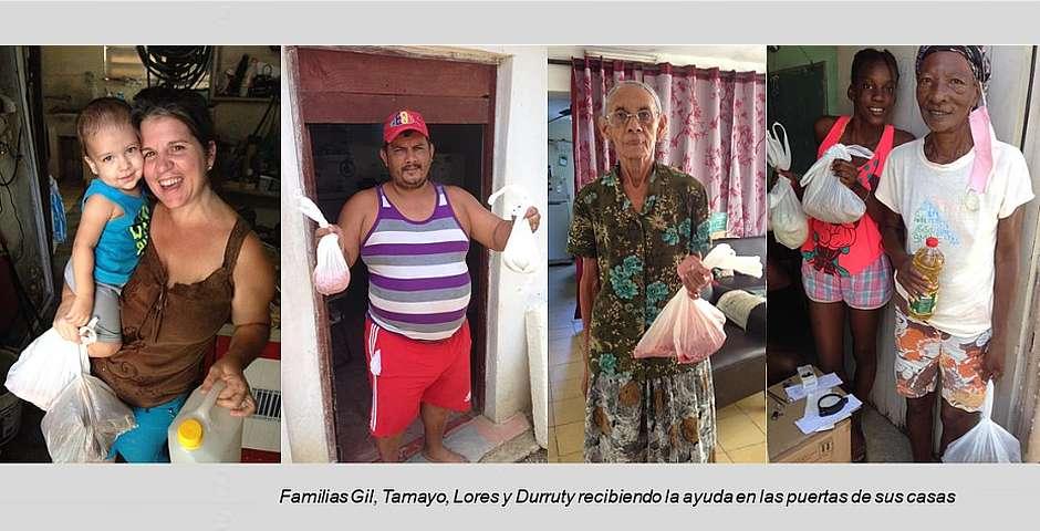 Cuba-Covid-19 | Casi 100 familias superan crisis gracias a ayuda evangélica