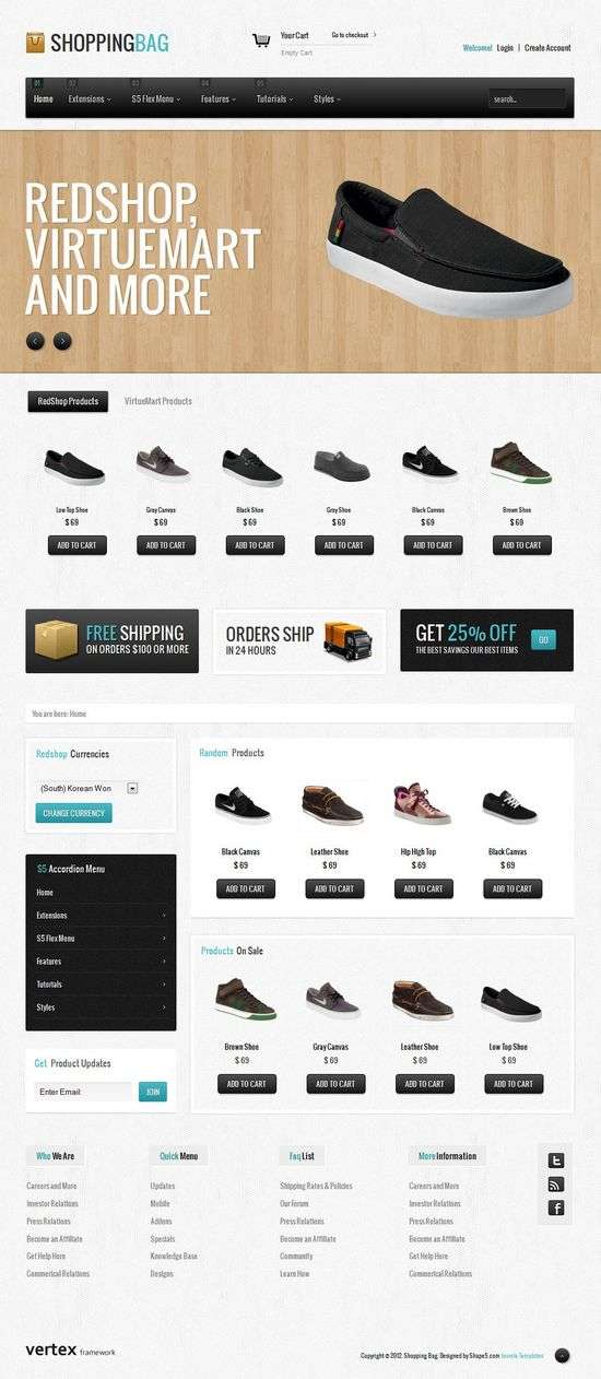 shopping bag shape5 avjthemescom 1 - Shopping Bag Joomla Template