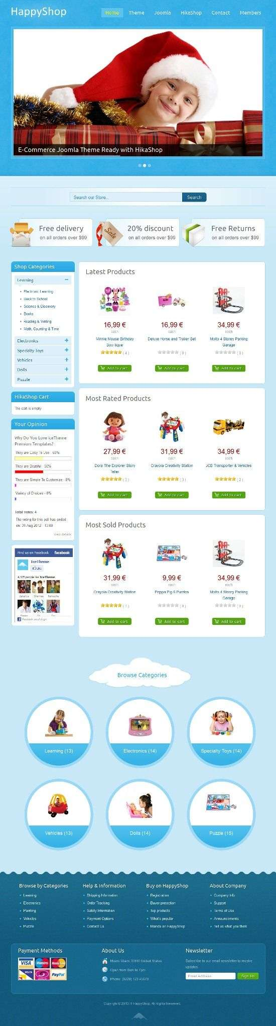 it happyshop icetheme avjthemescom 01 - IT Happyshop Joomla Template