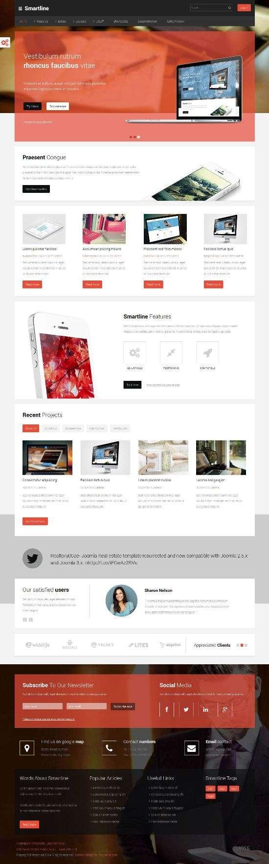 smartline-youjoomla-business