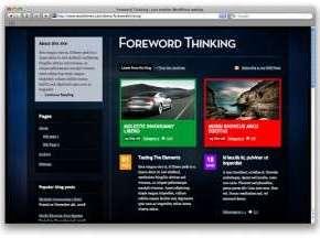 forewordthinking spaceblue 300x216 - Foreword Thinking : Premium Wordpress Theme