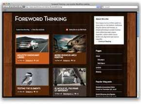 forewordthinking wood 300x215 - Foreword Thinking : Premium Wordpress Theme