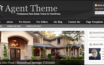 Agent WordPress Theme