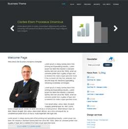 businesswp t style avjthemescom - Business Wordpress Theme