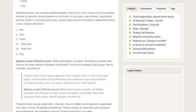 freshnews blog woothemes - Fresh News 2.0 Wordpress Theme