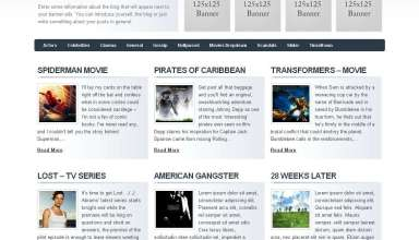 webpress wordpress theme - Helion Joomla Template