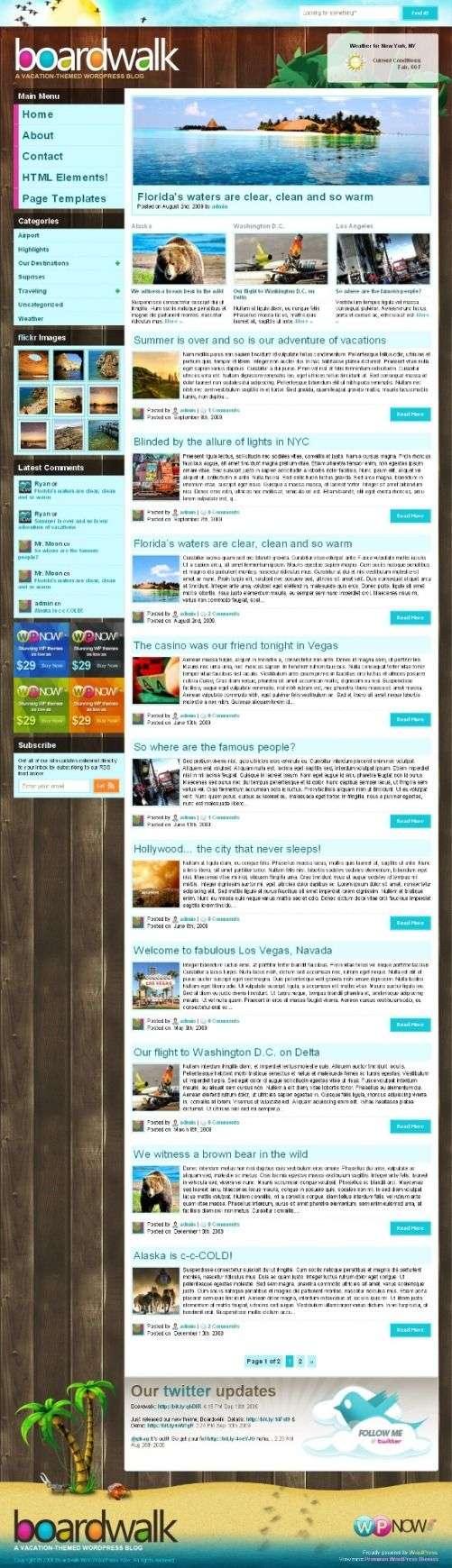 broadwalk wpnow avjthemescom1 - BroadWalk Wordpress Theme