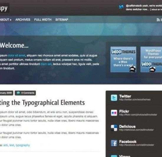 therapy 550x412 - Therapy Premium Wordpress Theme