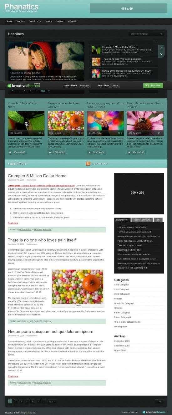 phanatics 550x1326 - Kreative Premium Wordpress Themes