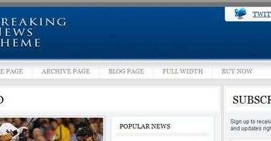 breaking news - Modthemes Premium Wordpress Themes