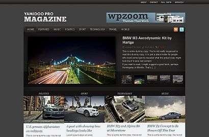 yamidoo pro - Wpzoom Premium Wordpress Themes