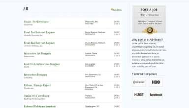 job board wordpress theme - Job Board Wordpress Theme