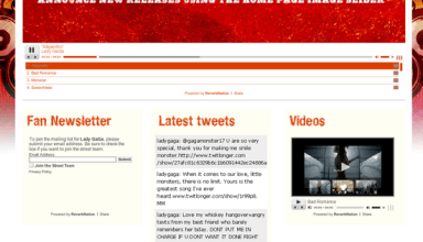 reverb aloha wordpress theme - Reverb Music Premium WordPress Theme