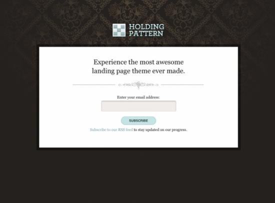 holding pattern 550x406 - UpThemes Wordpress Themes