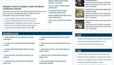 stylewp news wordpress theme - StyleWP News Premium WordPress Theme