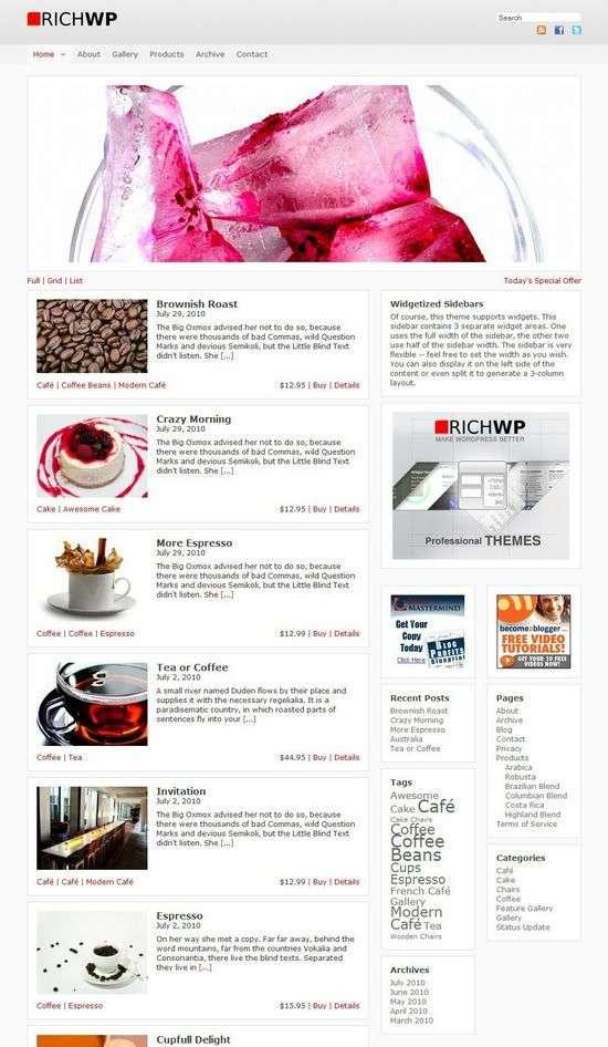 affiliate wordpress child theme - Affiliate Premium WordPress Child Theme