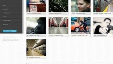 recapture press75 theme - The ReCapture Premium WordPress Theme