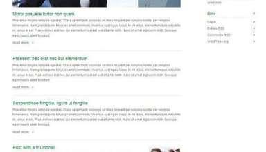 horizons business theme - Horizons Premium WordPress Theme
