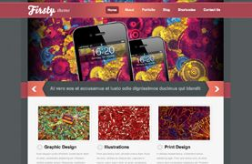 firsty - Themeskingdom Premium WordPress Themes