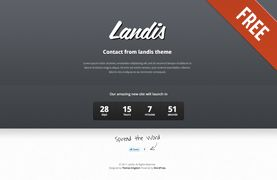 landis - Themeskingdom Premium WordPress Themes