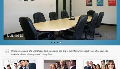 clover business avjthemescom - Clover Business WordPress Theme