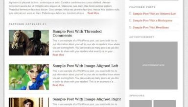 fashionista studiopress avjthemescom - Fashionista WordPress Theme