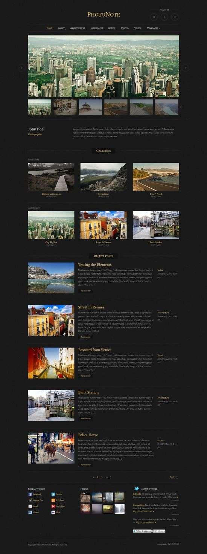 photonote wpzoom avjthemescom 1 - Photonote WordPress Theme
