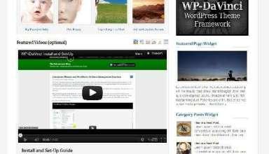 wp davvinci solostream avjthemescom 1 - WP-DaVinci 2.0 WordPress Theme