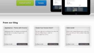 appbbpress chimerathemes - AppbbPress WordPress Theme