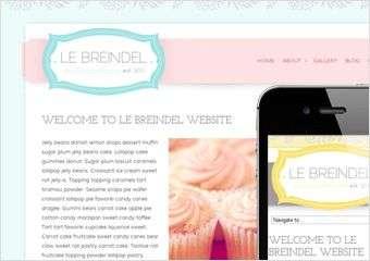 lebreindel - Bluchic Premium WordPress Themes