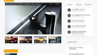 lucid elegant themes - Lucid WordPress Theme