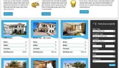 realspot templatica avjthemescom 01 - Realspot WordPress Theme