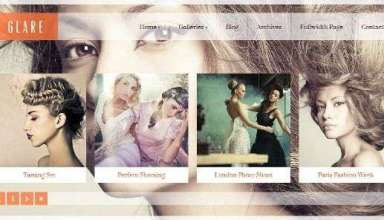 glare cssigniter avjthemescom 01 - Glare WordPress Theme