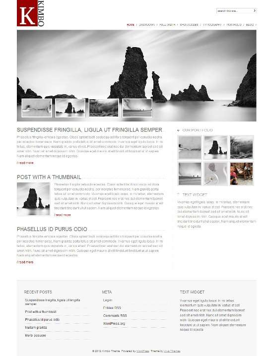 kimbo vivathemes avjthemescom 1 - Kimbo 3.0 WordPress Theme