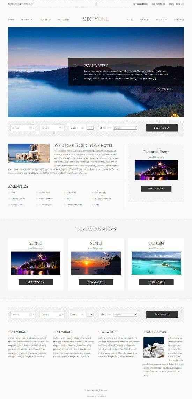 sixtyone cssigniter avjthemescom 01 - SixtyOne WordPress Theme