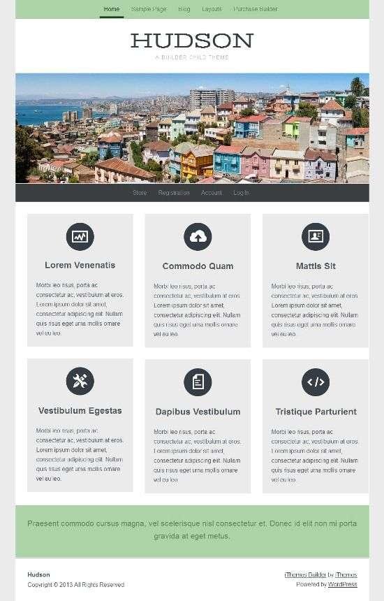 hudson ithemes avjthemescom 01 - Hudson WordPress Theme