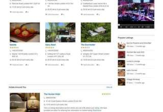 templatic directory avjthemescom 01 - Templatic Directory WordPress Theme