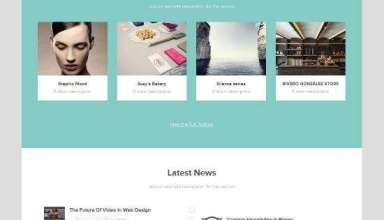 scroller themejunkie business - Scroller WordPress Theme