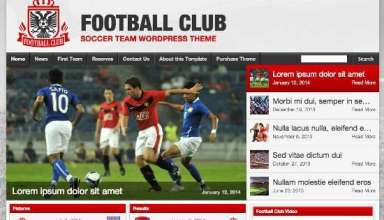 footballclub themeboy avjthemescom 01 - Themeboy WordPress Themes