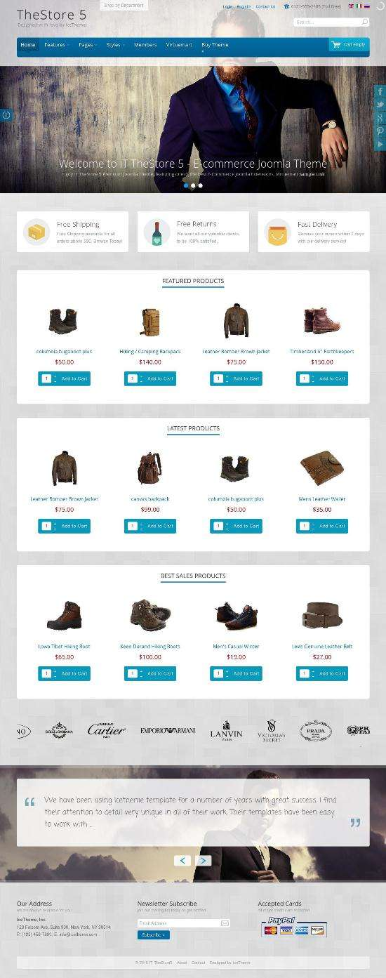it thestore 5 icetheme joomla - it-thestore-5-icetheme-joomla