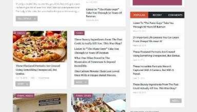 newsonline mythemeshop news theme 01 - NewsOnline WordPress Theme