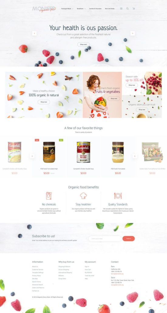 monifee template monster magento theme 01 550x1027 - Monifee Magento Theme