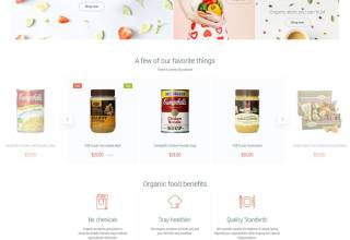 monifee template monster magento theme 01 - Monifee Magento Theme