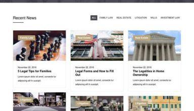 legal lawyer shape5 joomla templates 01 - Legal Lawyer Joomla Template