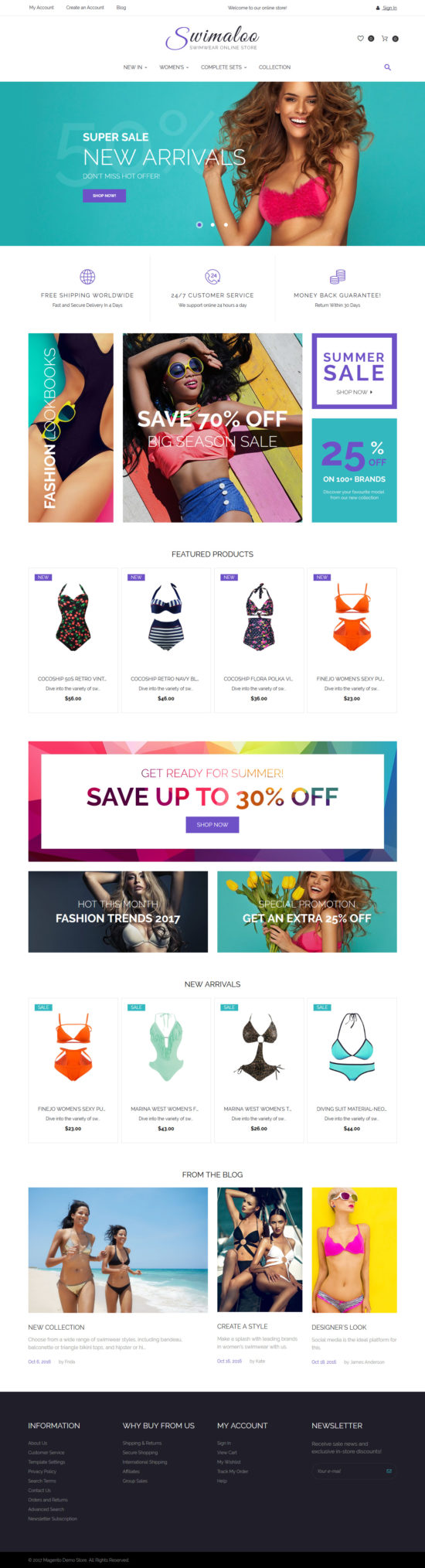 swimaloo template monster swimwear magento theme 01 550x2028 - Swimaloo Magento Theme