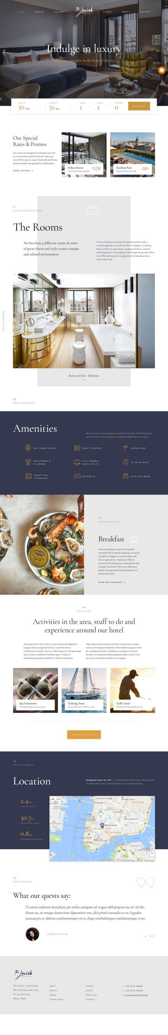 themefuse haven wordpress theme 01 - Haven WordPress Theme